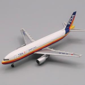 【JALUX(hogan)】1/500 東亜国内航空 A300B2K-3C