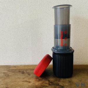 アウトドアで簡単に旨いコーヒーが飲める!エアロプレスGo(AeroPressGo)は神アイテムだ!