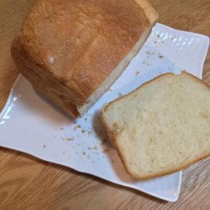 人生で初めて「食パン」を焼きました!