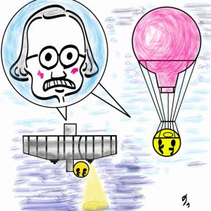 ピカール,オーギュスト(1884~1962年、物理学、スイス)