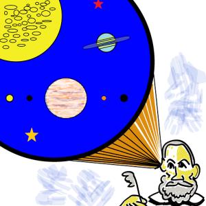 天体望遠鏡で人類初観測 知らぬ間に発見していた海王星