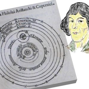 太陽中心説(地動説) 天文常識を180度の大転回