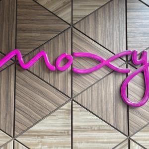 モクシー東京錦糸町【ブログ・宿泊記】客室、朝食、アクセス、Moxy Bar & Loungeなど徹底解説!