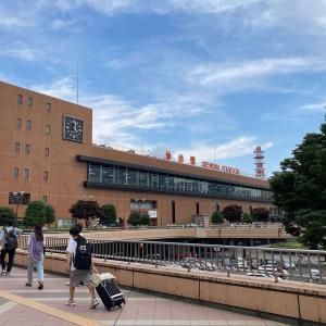 【3泊4日】宮城・福島・栃木を巡ってきました【車中泊の旅】