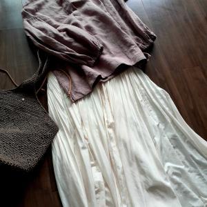 今日の服。雅姫さんのハグオーワー。
