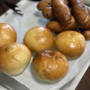 手作りパンにはまっています