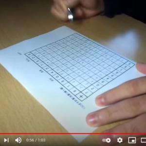 100マス計算のスコア計算方法とスピードアップ