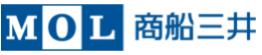 【株価上昇傾向続く】商船三井 コンテナ不足