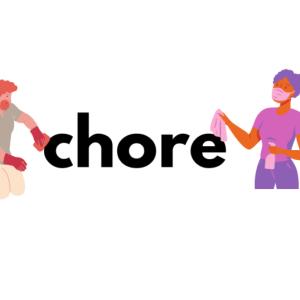 choreの使い方