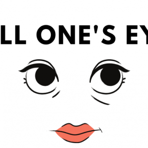 roll one's eyes