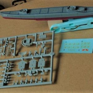 海上自衛隊護衛艦「はるさめ」を作る  (インジェクションパーツ同包)