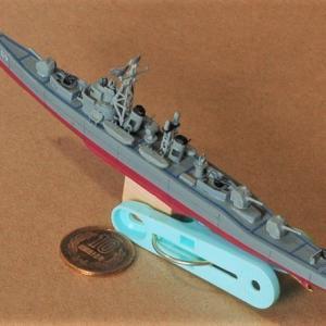 1/700海上自衛隊護衛艦「はるさめ」を作る  (完成前)