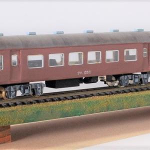 鉄道模型展示用飾り台を作る  (作品展示!) (;^ω^)