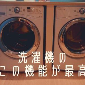 【ドラム式洗濯機】あと一押し!洗濯機を購入される方はこの仕様はマストで選択すべし!