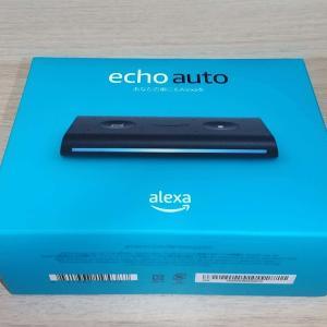 【レビュー】Echo  Autoって何?高性能マイク?いや、車載アイテムの革命かも!?