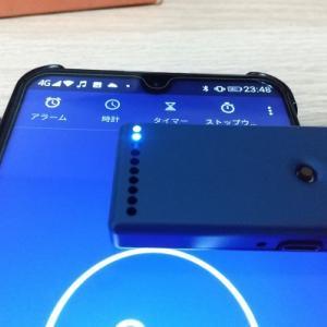 ブルーライトの強度を見える化する「GEIGER Blu」でスマホの画面を計測してみる!