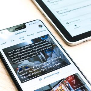 【レビュー】無料のニュースアプリ「スマートニュース」が結構良かった!時間の無い人にこそおすすめ