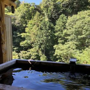 【千葉県の子連れ温泉】養老渓谷で川遊びをした後は日帰り入浴が最高でした@福水