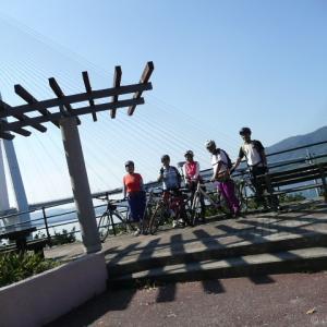 第20回 しまなみ海道サイクリングの想い出