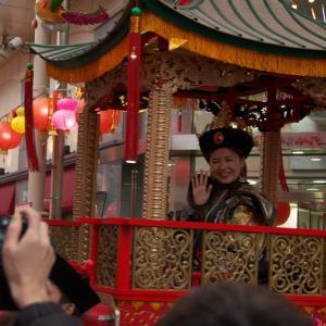 九州の祭り 2009長崎ランタンフェスティバル