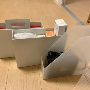 無印ファイルボックスの掃除してますか?