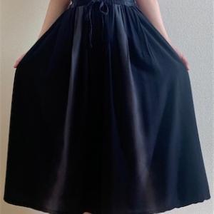 【しまむら購入品】スカート見えするワイドパンツ着楽スカンツをレビュー