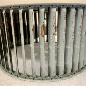 【簡単つけおき】換気扇のシロッコファン数年分の油汚れを掃除