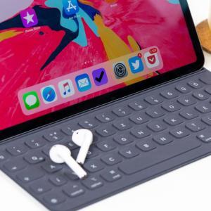 iPadで外付けキーボードを使うメリットとは?