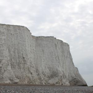 イギリス観光記録 絶景! セブン・シスターズ 白色の断崖