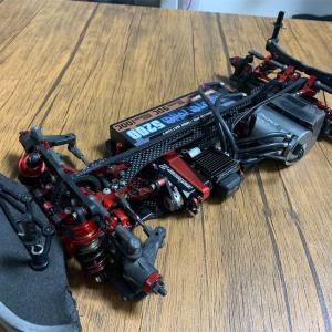スピキン スーパーストック仕様のマシンのメカ積みをしてみました!