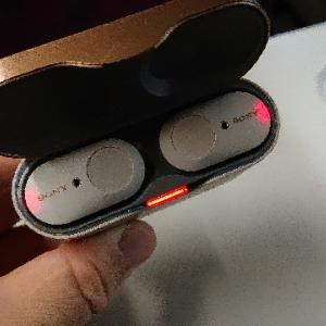 とりあえず、迷ったら買っとけノイズキャンセリングワイヤレスイヤホン: SONY WF-1000XM3