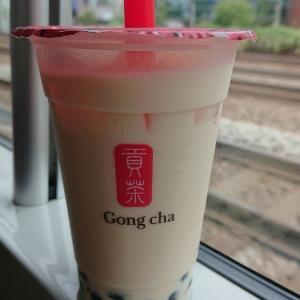 横浜でようやく貢茶 Gong chaが買えた!