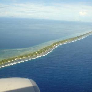 アイランドホッピングでマジュロ島ダイビング