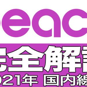 PEACH(ピーチ)就航路線・手荷物・機内サービス完全解説[2021国内線編]