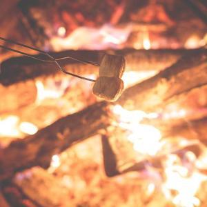 キャンプの小ネタ〜火おこし、着火剤を使おう〜