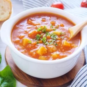 野菜スープでビタミンが壊れるは嘘!むしろ摂取しやすい理由