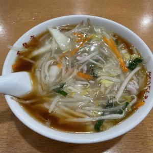「玉泉亭(ギョクセンテイ)」で元祖サンマーメンを味わう【横浜ポルタ店】