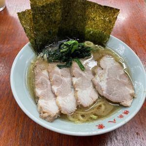 六角屋姉妹店「八家」のチャーシューメン