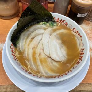 「たまがった」横浜西口のとんこつラーメン店!麺の硬さは選べる6段階