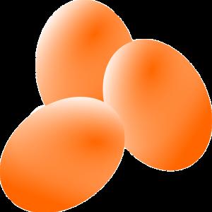 今日は卵で、手早く、おいしく