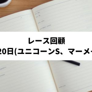 【レース回顧】6月19日、20日 ユニコーンS、マーメイドS他