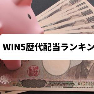 【WIN5】歴代WIN5結果ランキング