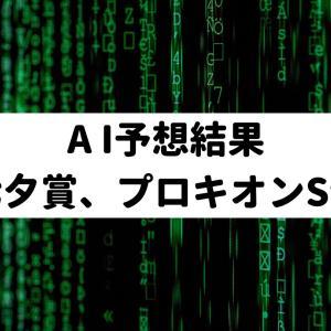 【AI予想結果】福島競馬場土日ともに回収率100%超え達成!