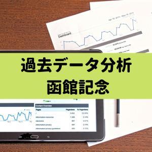 【レース分析】過去10年の結果から函館記念を読み解く【函館記念】