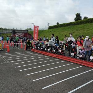 RCS(全日本ランバイク選手権シリーズ)に初参戦して感じたこと・得たこと