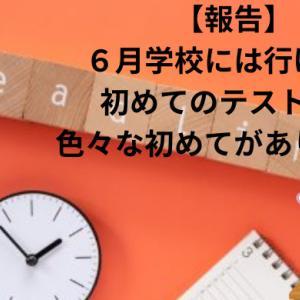 【報告】6月:期末テストと学校行き渋りはどうなった?塾とも相談してみました