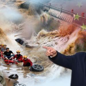 【超時事ニュース】【 三峡ダム9月18日】「緊急速報」「世界最大」のダム決壊事故!中国河南省でダム決壊の恐れ。 出典: 三峡ダム 最新情報
