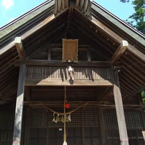 深川市の芽生神社参拝して来た!