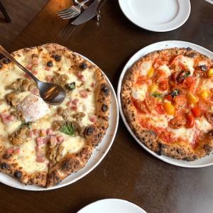 ひさしぶりのピザ 〜 ピッツェリア ラ・ゴロセッタ ♫