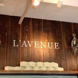 L'AVENUEの美味しいペストリー ♫